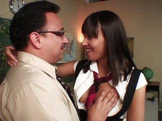 Sexually Attractive Hot Babe Nadia Aria Fucks Her Omnibus