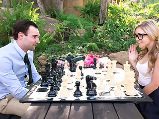 Strip chess session
