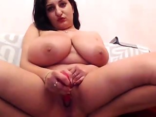 CAMWH0RES 2016 - Romanian with Broad in the beam ass TITTIES 6