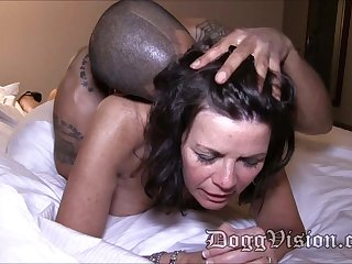 50 Year Old Swinger Spliced GILF Makes a Porno