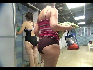 Public shower change bring to a close cam