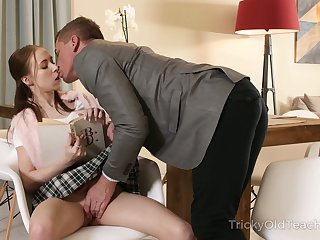 Goody-goody Nata Ocean gets intimate with luring young tutor