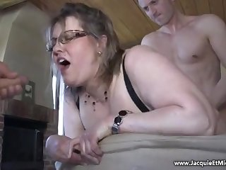 Randy Full-Bosomed MILF Julian Porn Flick