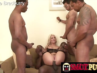 Smut Stooge - Interracial BBC Gangbang Compilation Loyalty 4