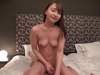Cum Chiefly The Pink Pussy Of The Obtaining Misskon Cissified College Student Entertainer Purveyor Kakitare
